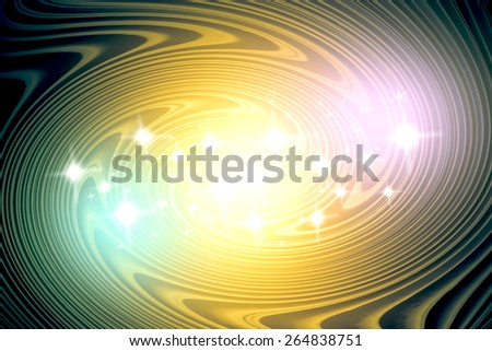 Colorful abstract bright background with light - stock photo