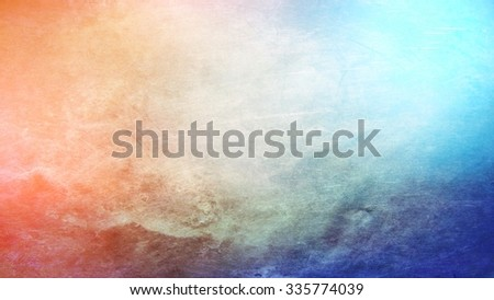 Colorful abstract grunge background texture - stock photo