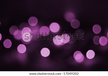 colorful abstract holiday lights background - stock photo