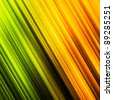 Colorful abstract lines for your background - stock photo