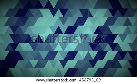 colorful abstract pattern on white background,grid,line - stock photo