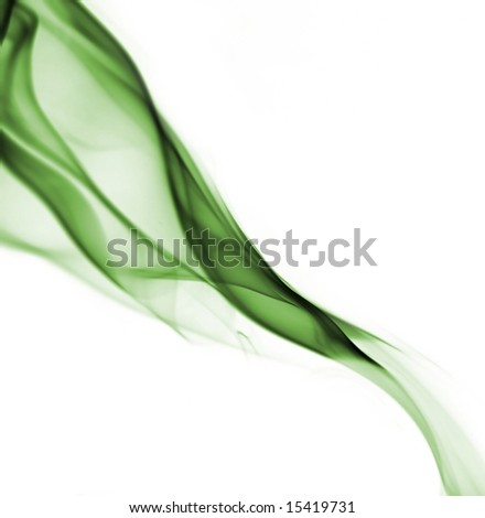 Colorful abstract smoke background