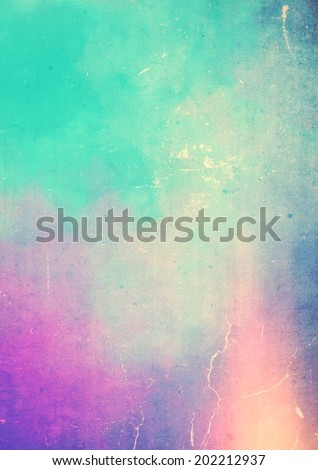 Colorful Abstract Watercolor Background Wallpaper 202212937