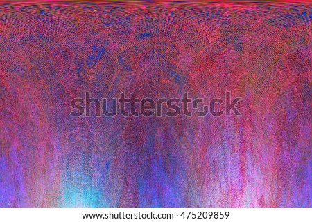 colorful art decor element style modern pattern for background