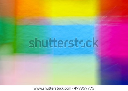 Colorful background and texture