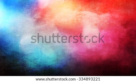 Colorful blurred abstract background texture - stock photo