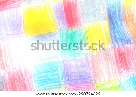 colorful blurred background texture - stock photo