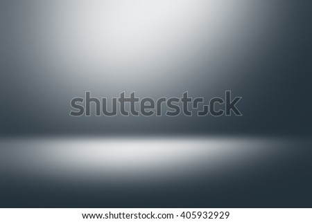 colorful blurred backgrounds / Grey background / Grey background. Empty Grey Studio well use as background - stock photo