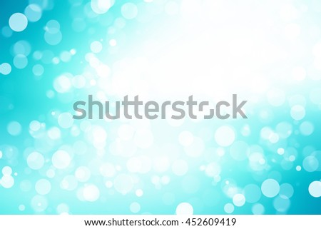 colorful blurred backgrounds / light blue background