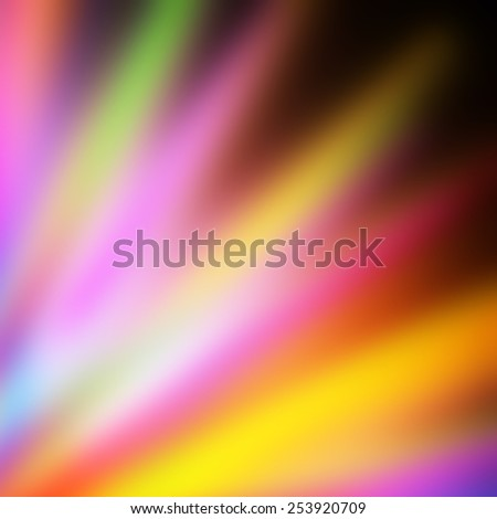 colorful blurry abstract background - stock photo