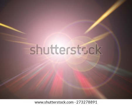 colorful bokeh light from night traffic,speed color bokeh background - stock photo