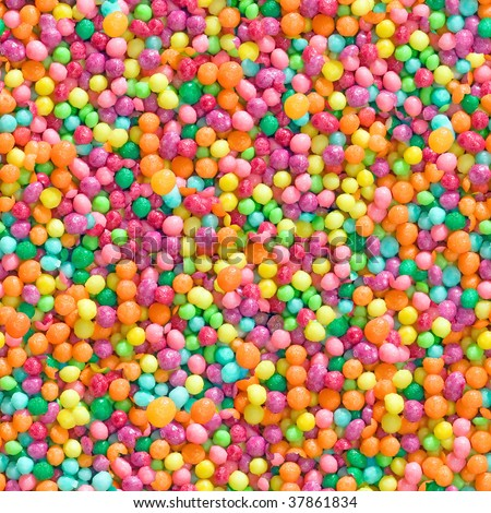 Colorful candy seamless pattern. - stock photo
