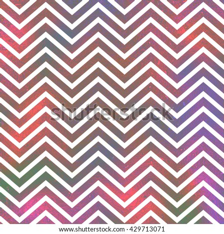 colorful chevron ,zigzag pattern background