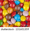 colorful chocolate candies - stock photo