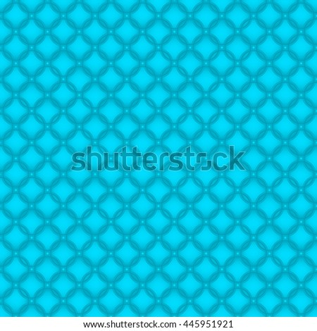 Colorful circle seamless background. Abstract dotted background.