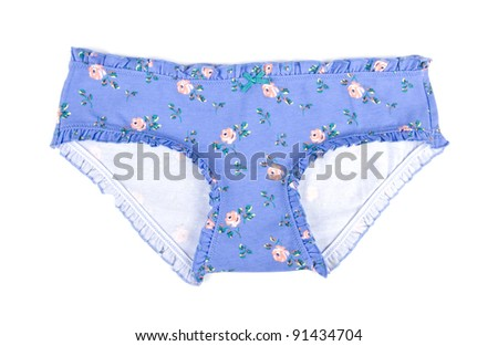 Colorful Cotton Panties
