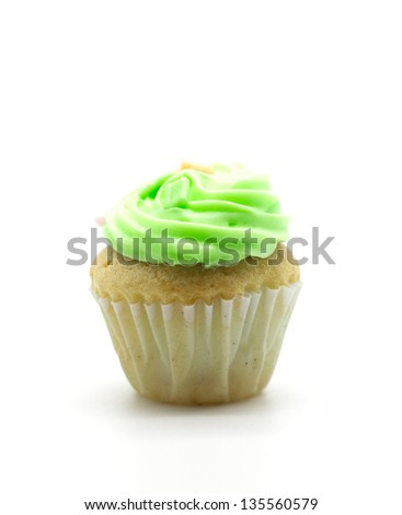 colorful cup cake,cream muffin