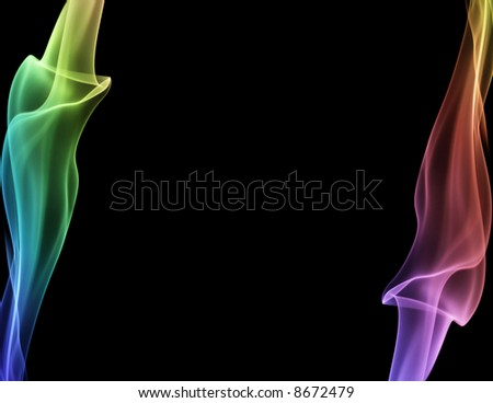 Colorful design - stock photo