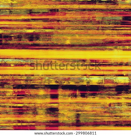 Colorful designed grunge background. With different color patterns: yellow (beige); purple (violet); pink; red (orange) - stock photo