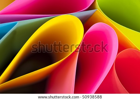 Colorful Ellipses
