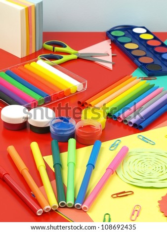 arts supplies