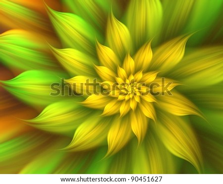 colorful flower background texture - stock photo