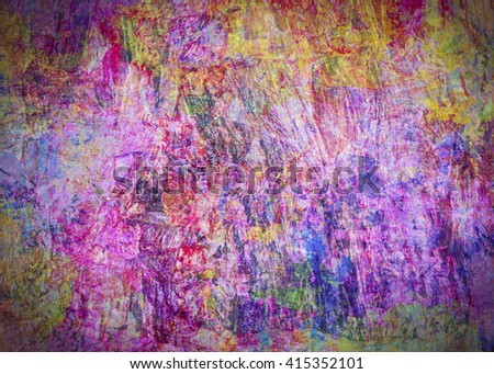colorful grunge texture background, pink blue  background