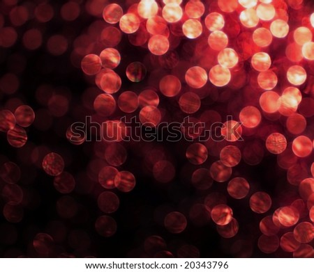 colorful holiday lights background - stock photo