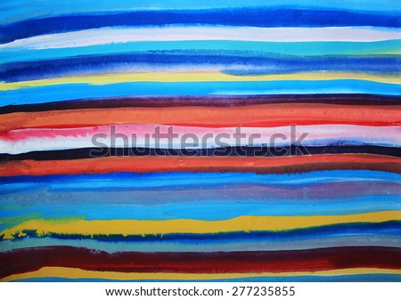 Colorful lines, Lines background or Creative background, Colorful background - stock photo