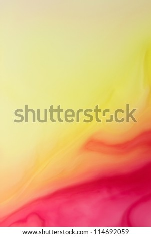 Colorful liquid background - stock photo