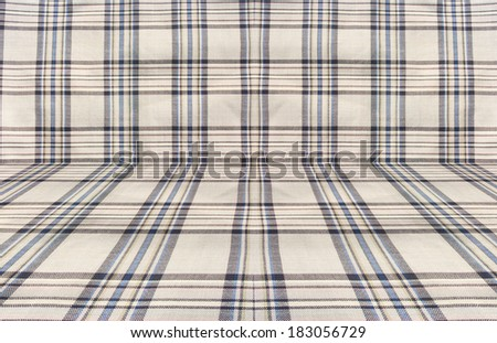 Colorful loincloth fabric background - stock photo