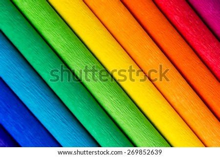 Colorful multicolor vibrant background - stock photo
