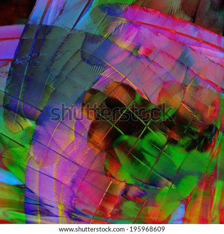 Colorful of background with very nice mix shades and texture - stock photo