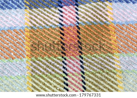 Colorful of chintz square for background.