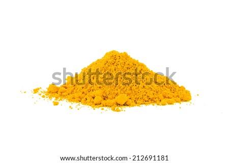 colorful of powder coating. - stock photo