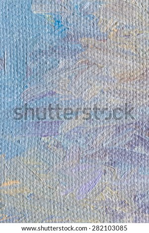 colorful oil painted brush stroke texture background