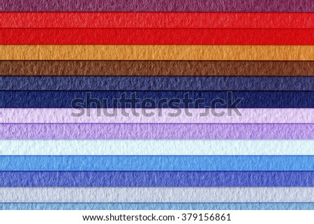 Colorful paper for background. - stock photo