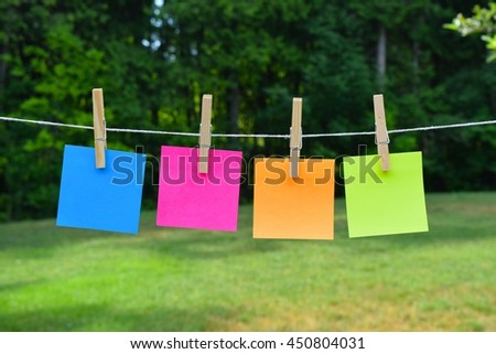 colorful pattern with forest background.