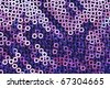 colorful sequined texture - stock photo