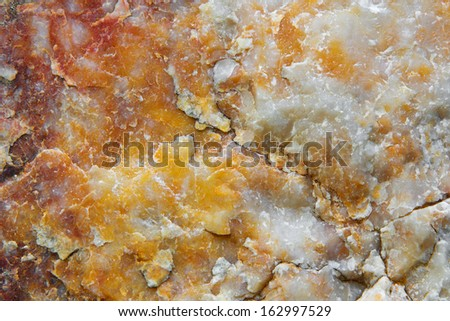 Colorful stone for background texture.