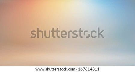 colorful studio background - stock photo