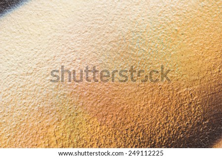 Colorful wall with spray a paint,Abstract background - stock photo