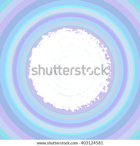 Colorful wave abstract cover. Tempate for design, backgrounds, frame, covers. Raster version. - stock photo