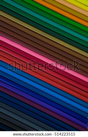 Colorful wood pattern background
