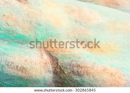 Colorful wood texture/wood texture background - stock photo