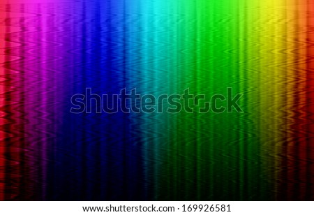 Colorful zigzag asbtract background . - stock photo