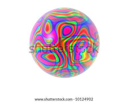 colorfull ball
