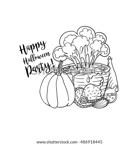 Potion Coloring Pages