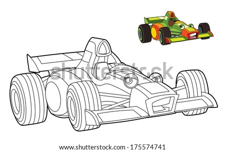 Car Color Stock Images Royalty Free Vectors