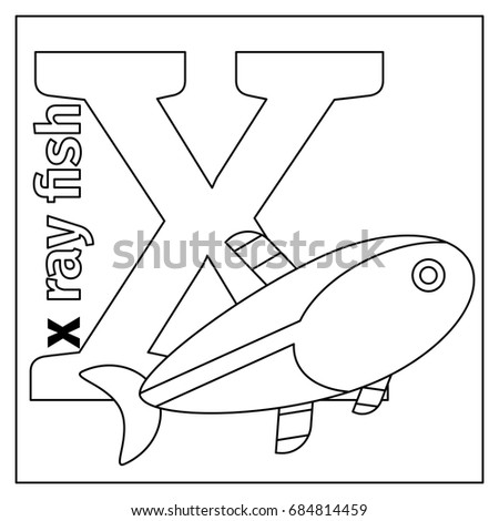 coloring pages x ray - x ray fish stock images royalty free images vectors shutterstock